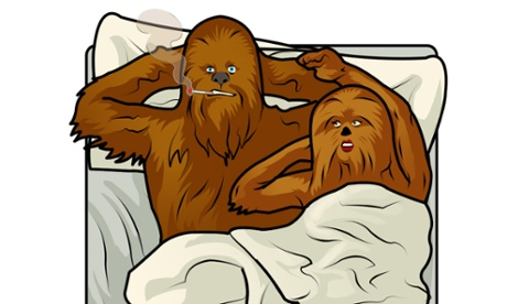 'How do wookiees breed?': the big Star Wars questions answered