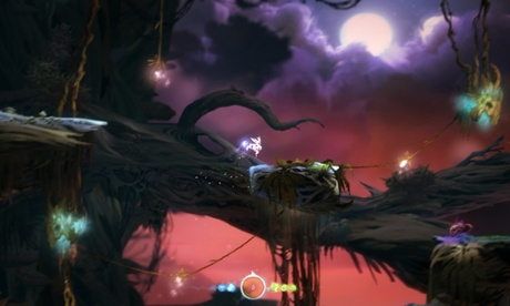 Ori da Blind Forest