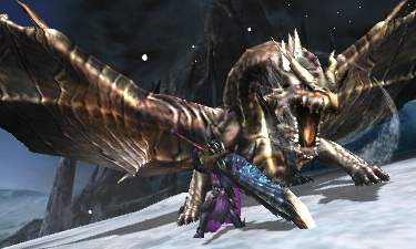 Monster Hunter 4 соңғы