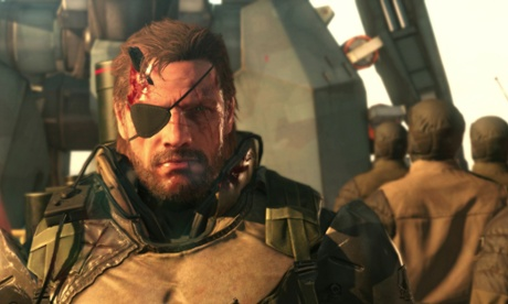 Metal Gear Solid V: Doulè nan Phantom