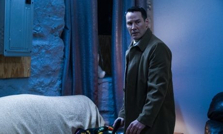 Director of Keanu Reeves thriller 'takes name off movie'