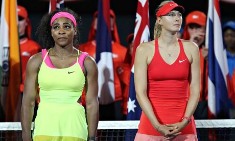 Maria Sharapova nails dignified denial after new Serena Williams rout