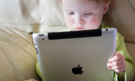 Tablets and smartphones may affect social and emotional development, scientists speculate