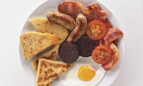 Time to wake up and smell the fried breakfast | Tim Dowling