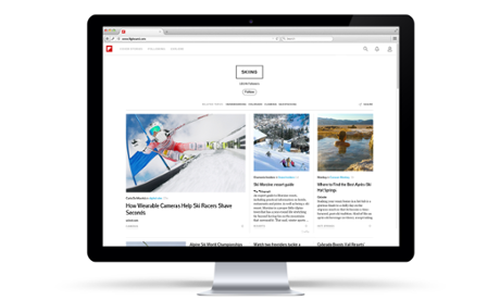 Flipboard moves to the web with plans to host some news publishers' content