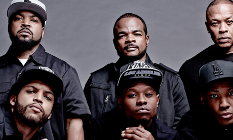 Straight Outta Compton: first trailer for NWA biopic hits internet