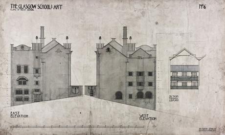 Glasgow School of Art: what architect could restore Mackintosh's masterpiece?