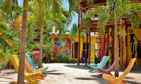Top 10 budget beach hotels, guesthouses and hostels on the Yucatán peninsula, Mexico