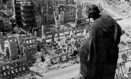 'We thought Dresden was invincible': 70 years after the destruction of a city