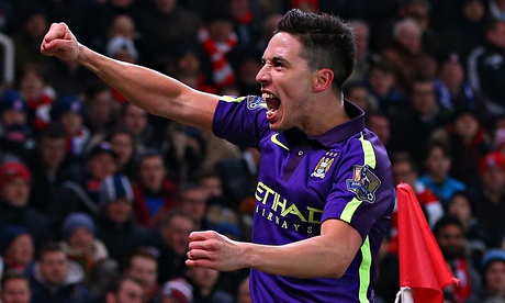 Manchester City's Samir Nasri says Chelsea are 'not special at all'