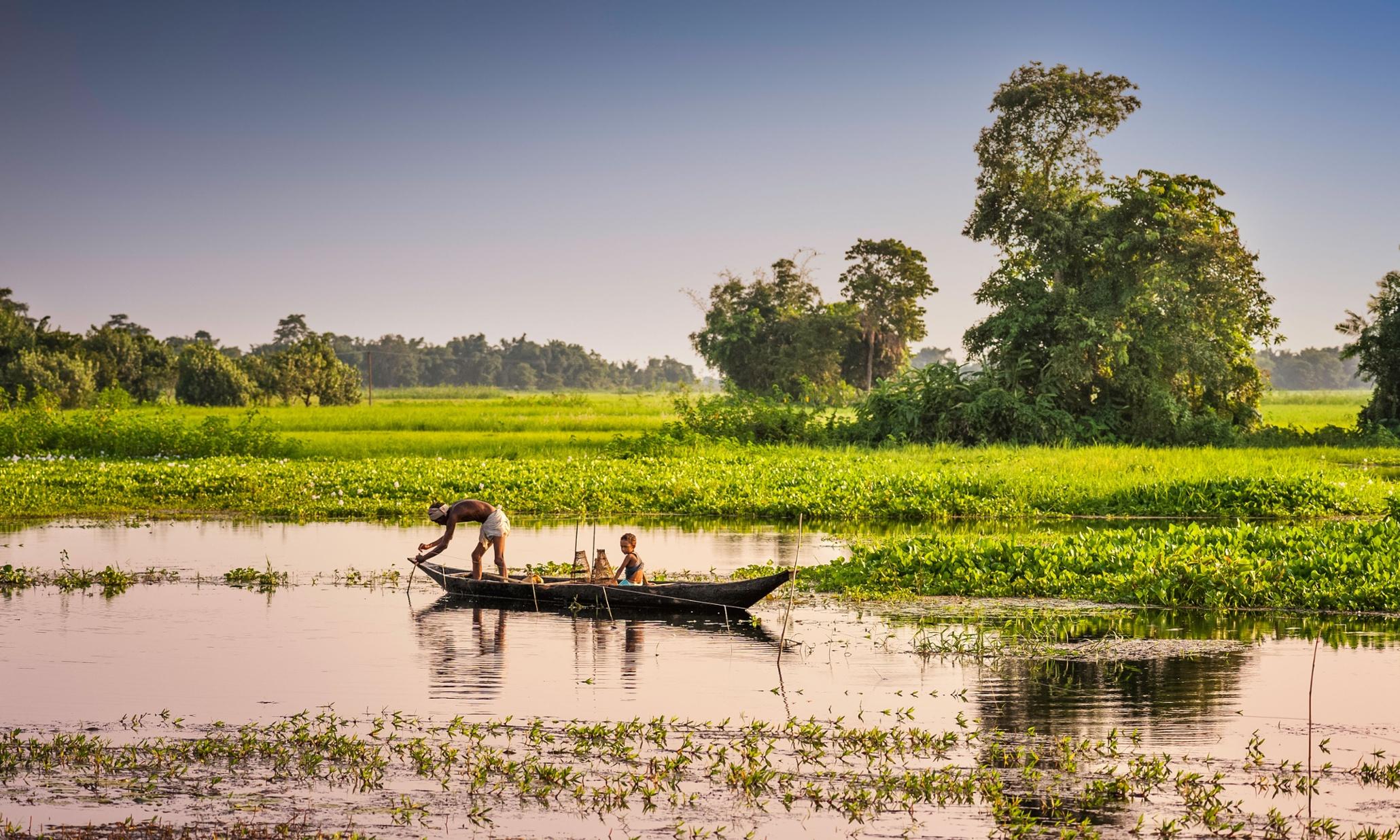 Majuli Island Assam A Disappearing World Travel The