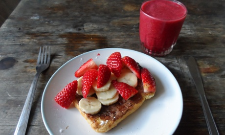 Two for breakfast: what to eat the morning after Valentine's day