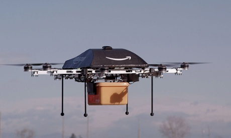 Amazon dismayed by proposed FAA rules on commercial use of drones