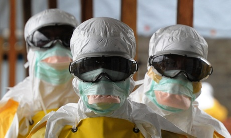 Ebola: the race to find a cure