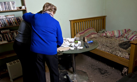 Why are vulnerable people in Britain being 'supported' to live in squalid flats?