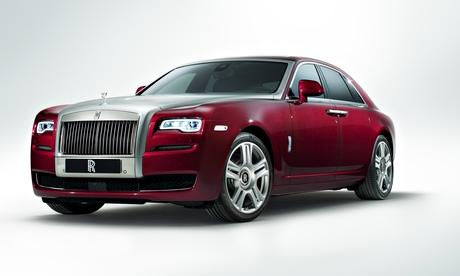 Rolls-Royce Ghost Series II: car review