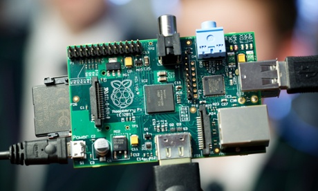 Raspberry Pi becomes best selling British computer