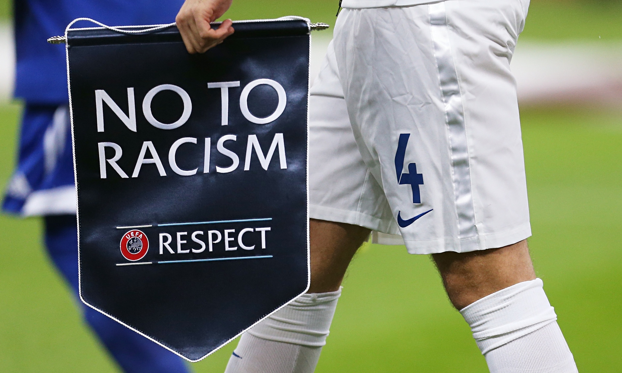 racism in football 2 essay Argumentative essay on racism concussions in football  enron scandal essay zip my daily routine during summer vacation essay 2 year plan essay essays useful .