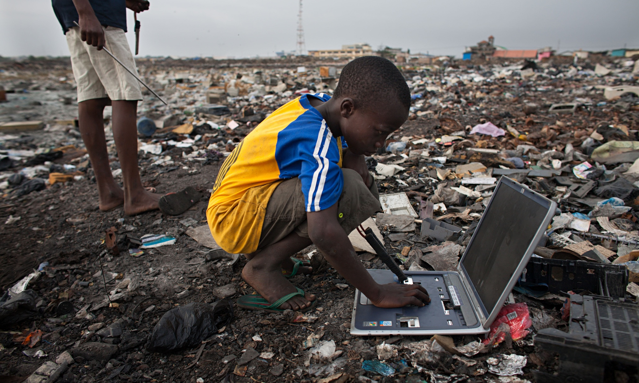 electronic waste an environmental crisis essay
