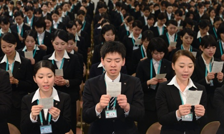 Clocking off: Japan calls time on long-hours work culture