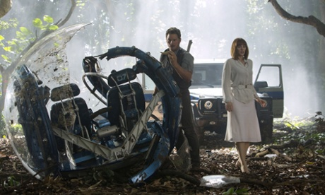 Jurassic World and other Super Bowl XLIX movie trailers reviewed