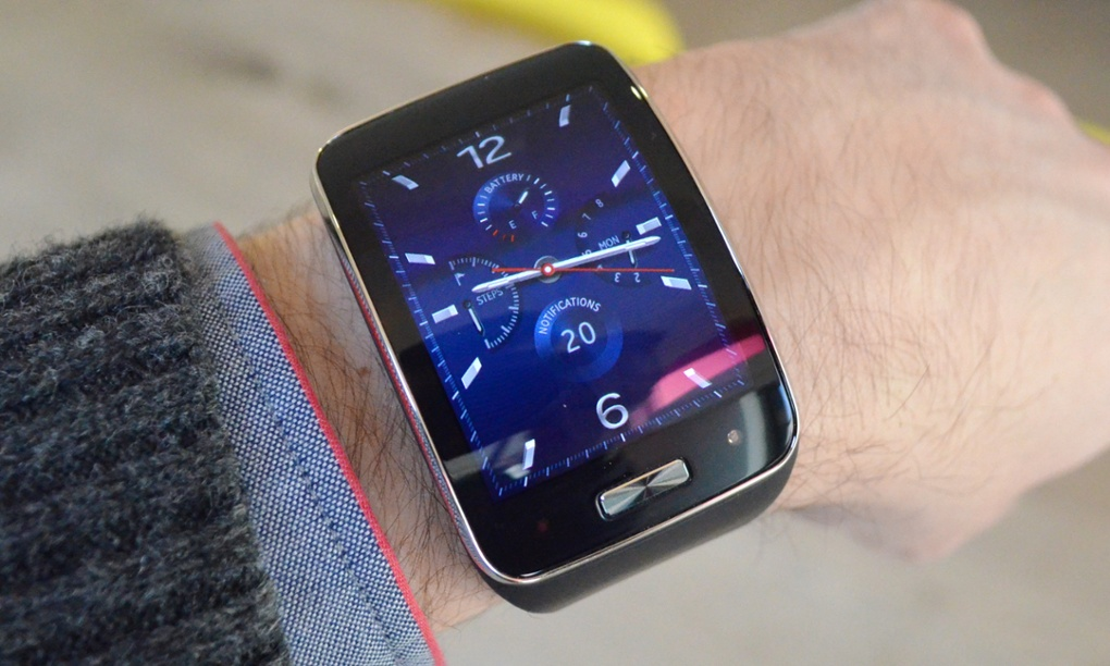 Samsung Gear S review: can a smartwatch with a phone built ...