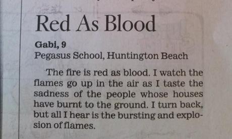 Most disturbing children's poetry: your examples