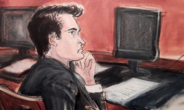 Silk Road's 'Dread Pirate Roberts' convicted of running online drug marketplace