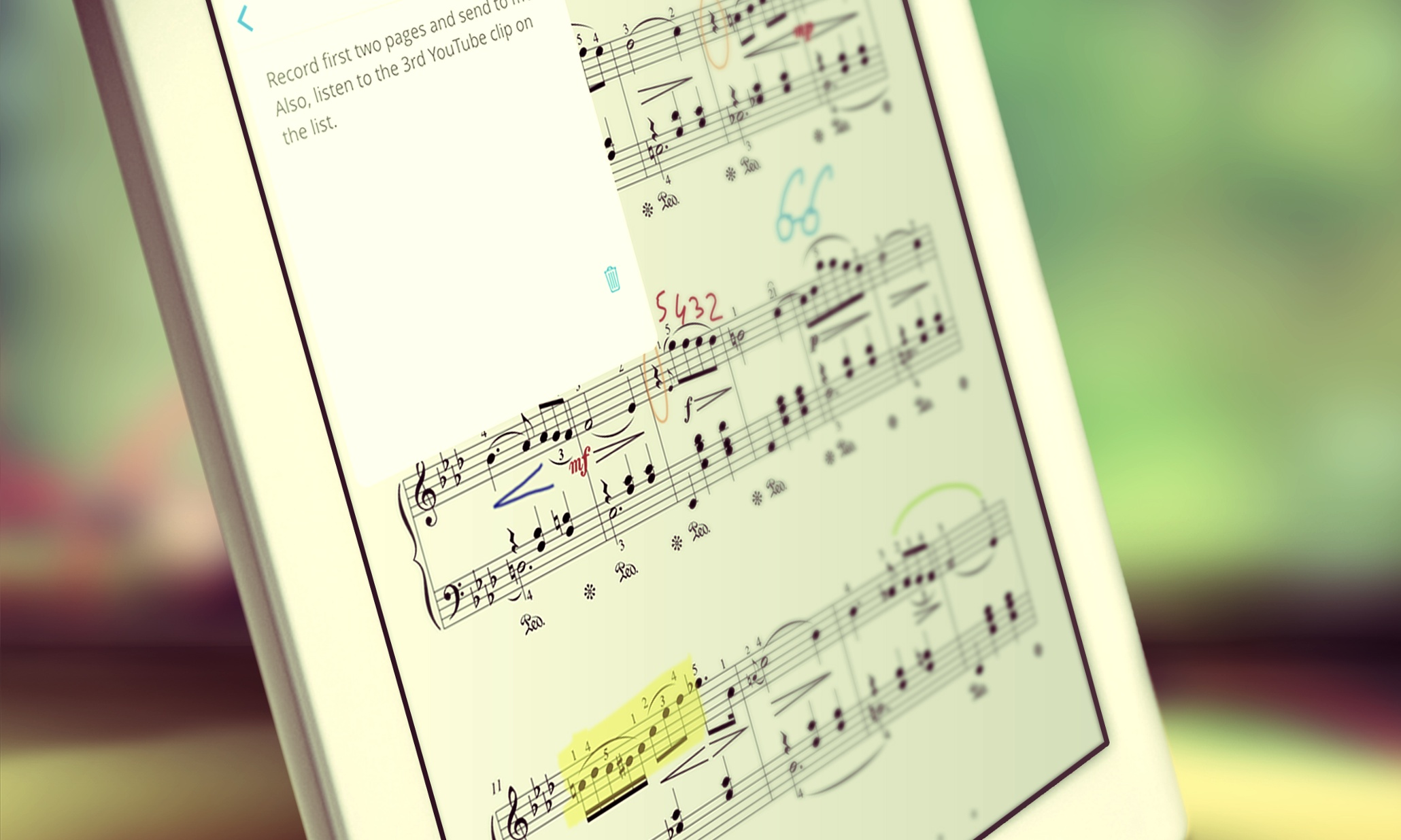 How we made the Wolfie piano app