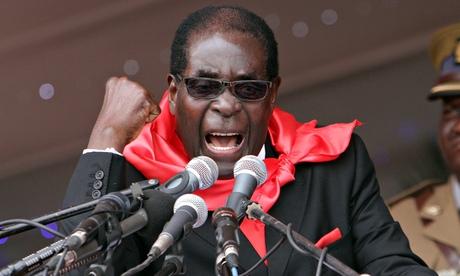 Mugabe quiz