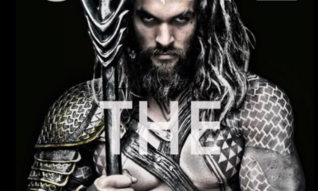 Fins ain't what they used to be: Jason Momoa's Aquaman scales back fishiness