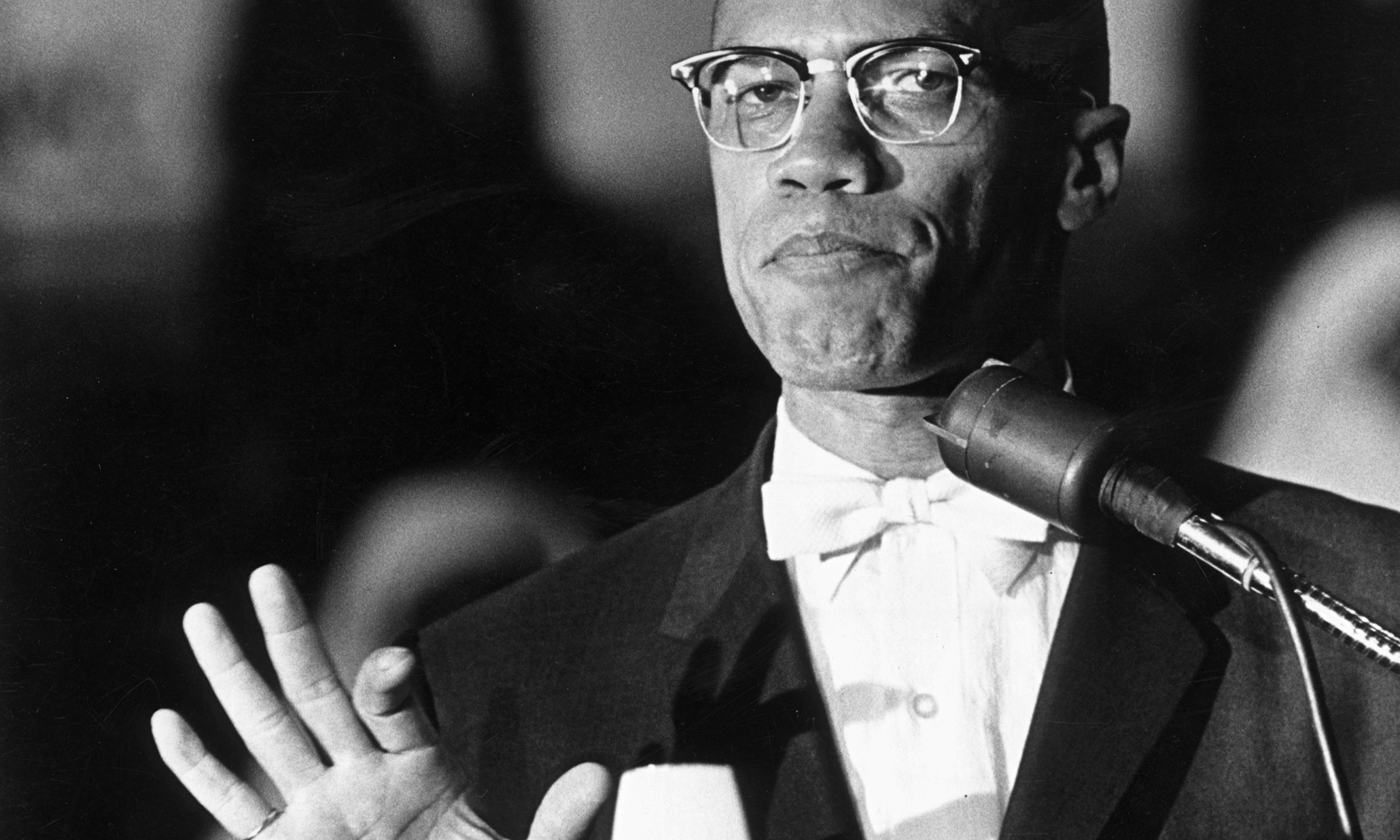 martin luther and malcom xs views about racism Malcolm x shattered the conservative rules of american politics in the early 1960s his ruthless criticism of the racist white liberals who tried to manipulate the civil rights movement into.