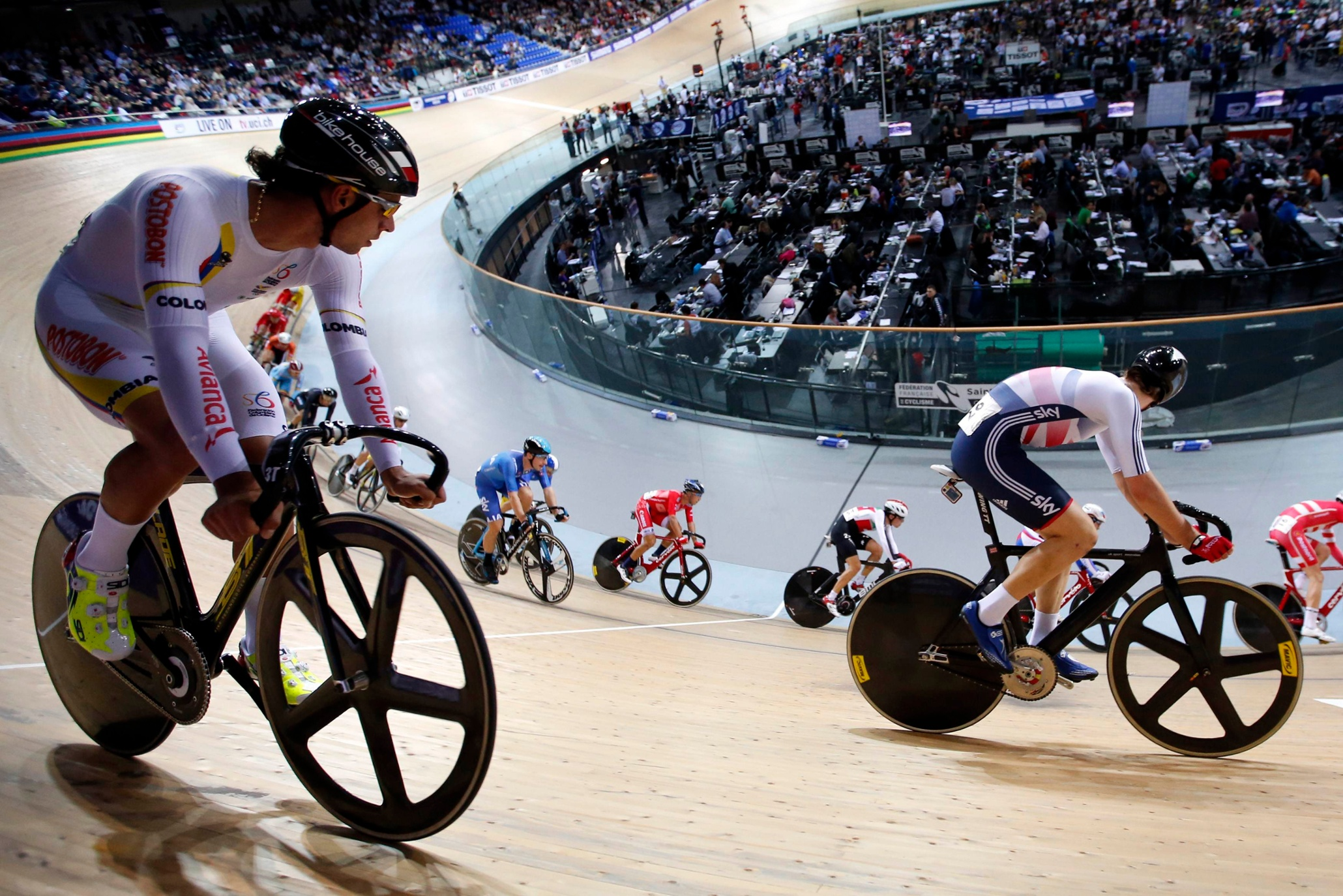UCI Track Cycling World Championships 2015: in pictures ...