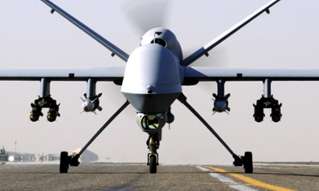 Drone warfare: life on the new frontline