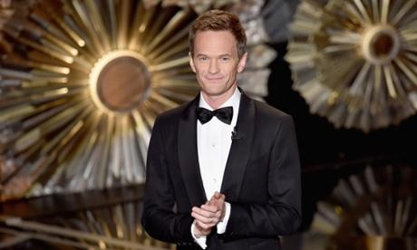 Neil Patrick Harris's Oscars stint achieves lowest ratings since 2009