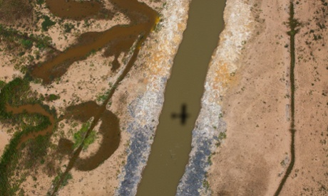 Worst drought on record dries up São Paulo's main water reserves – in pictures