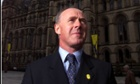 Richard Leese, the leader of Manchester city council.