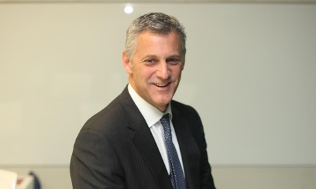 Standard Chartered CEO and chairman to go