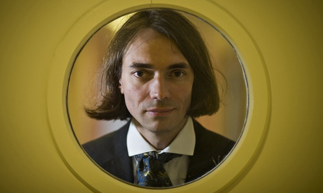 Cédric Villani: 'Mathematics is about progress and adventure and emotion'