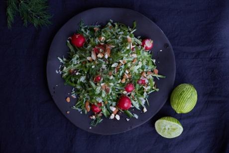 Duval's rice salad
