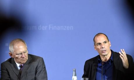 Greece bailout saga strains German patience
