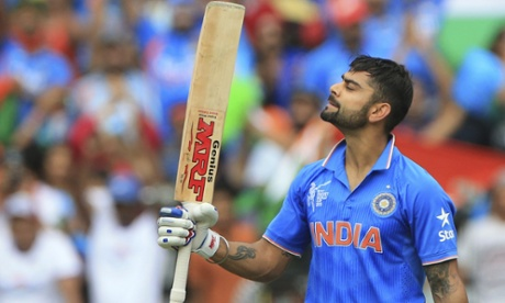 India v UAE: Cricket World Cup – live!