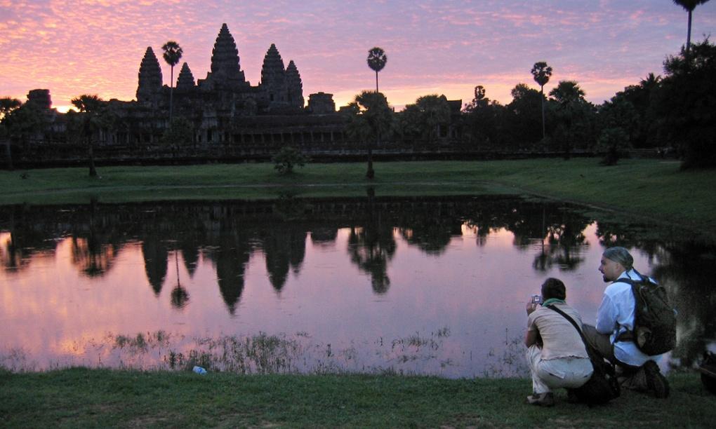 Cambodia bans naked photos at Angkor World Heritage Site