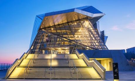 Musee des Confluences, Lyon.