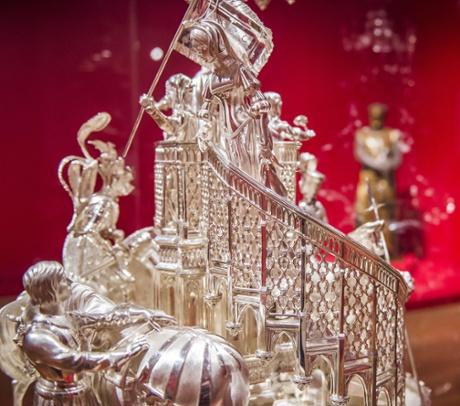 The Eglington Trophy, 1843 by Edmund Cotterill and R&S Garrard.