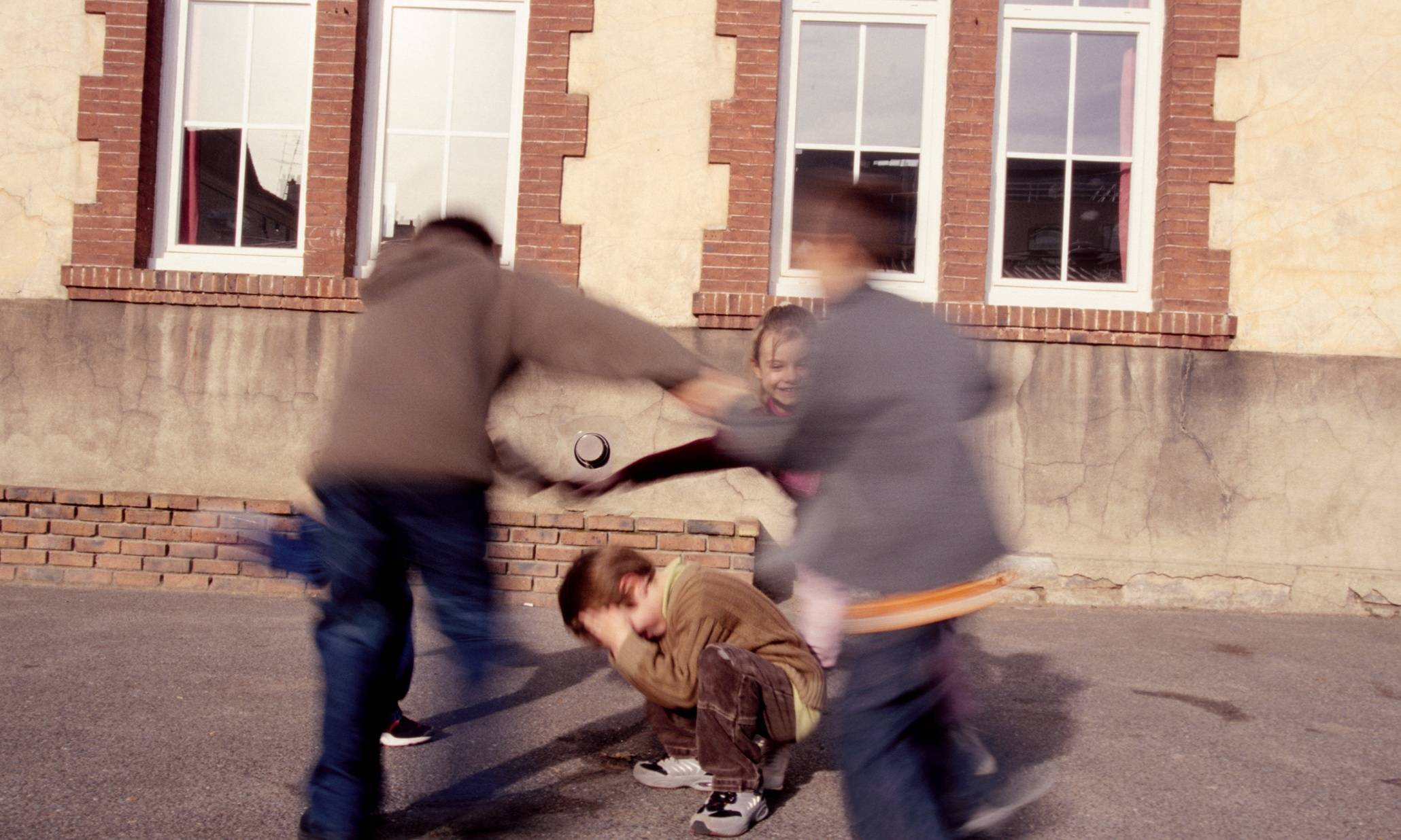 bullies should be kicked out of school