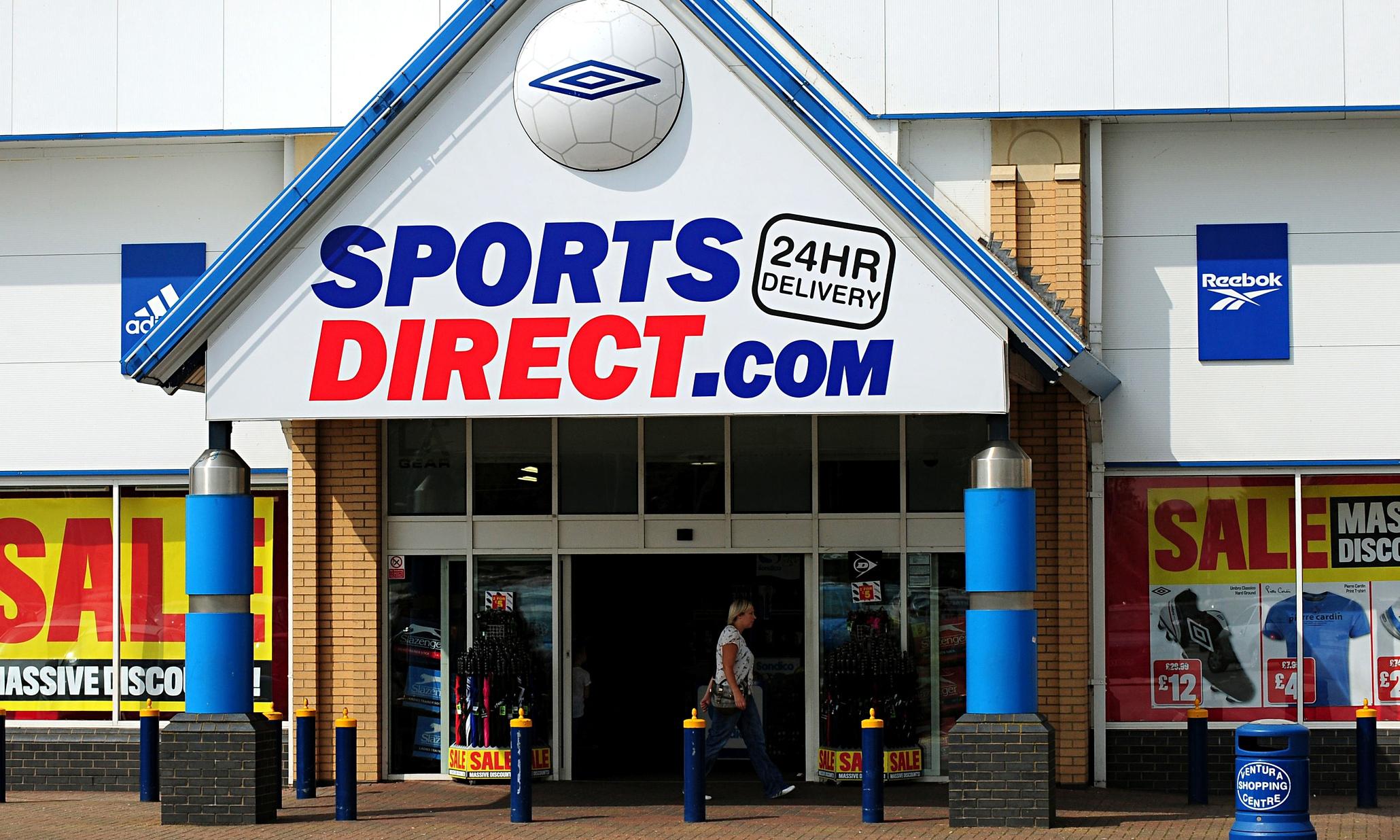 Direct Sports Ltd, Evolution, Wynyard Business Park, Wynyard, Stockton-on-Tees, TS22 5TB. Registered in England, No