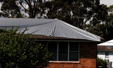 Five Irish men charged over alleged WA roofing repair scam