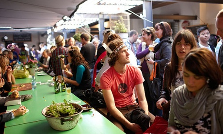 The Neighbourgoods market has given new life to the Woodstock area of Cape Town