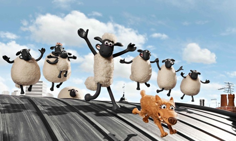 Shaun the Sheep the Movie review – shear delight in the fields of dreams